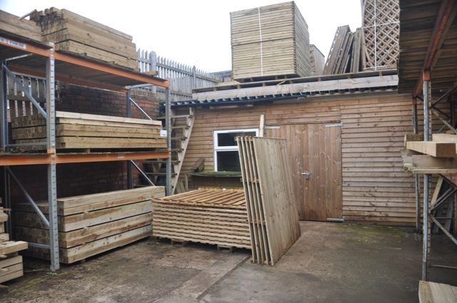 fence panels in ossett wakefield west yorkshire
