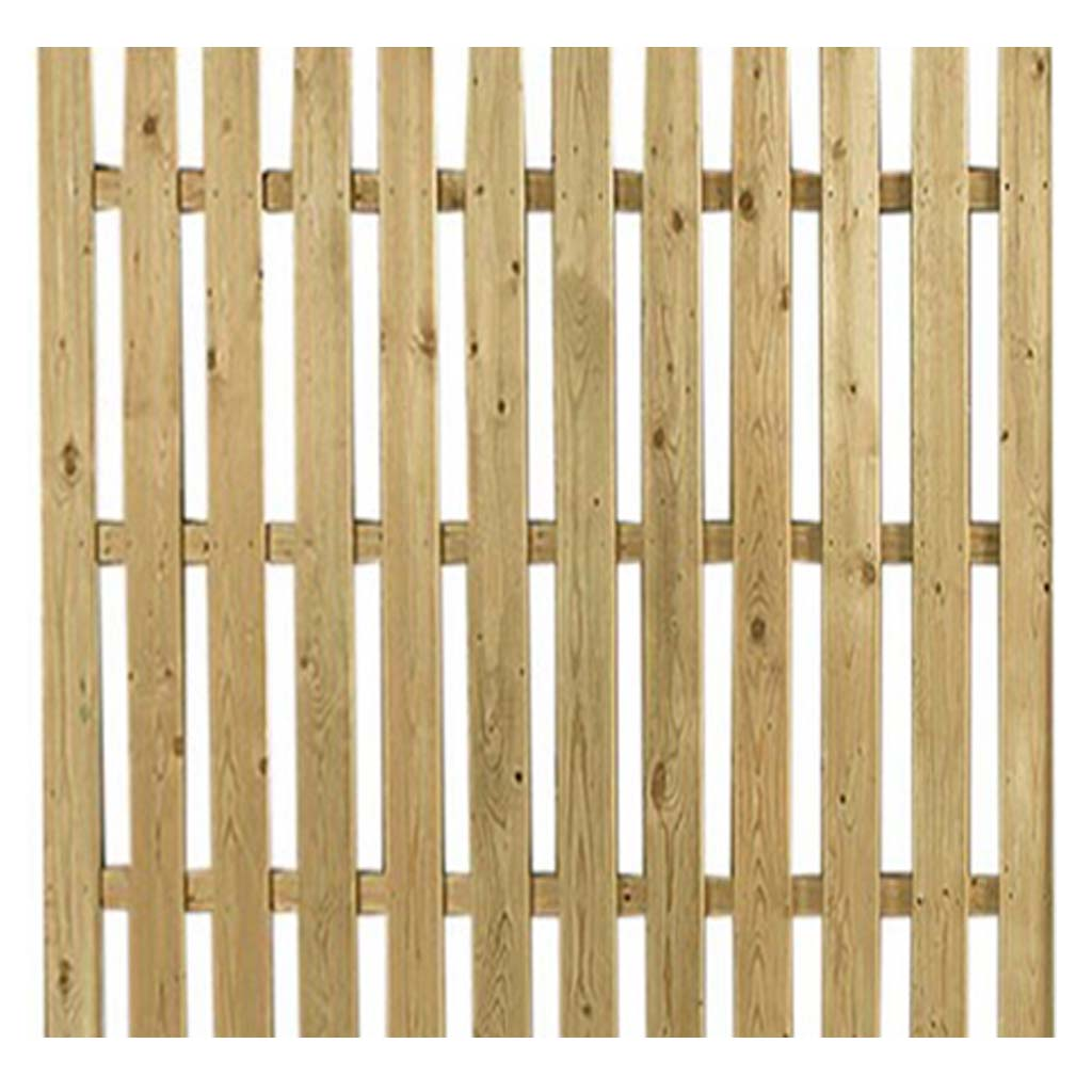 Palisade Fencing Panel   Paling Fence