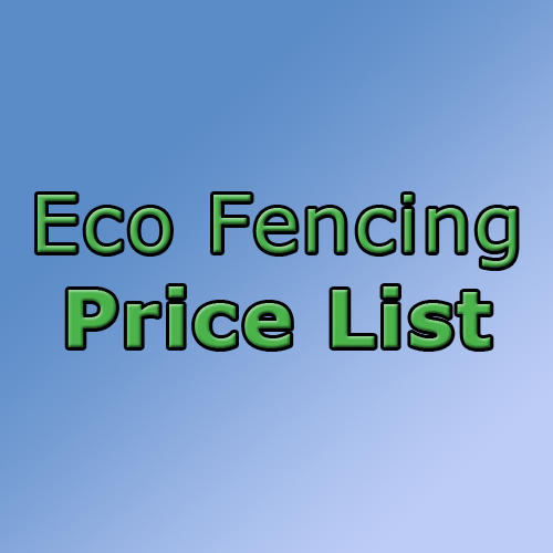 Download Eco Fencing Price List in Ossett, Wakefield, Leeds